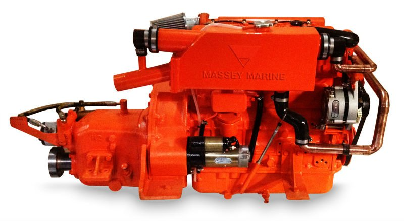 MSY 2.5 MARIN 60hp Marine Engine
