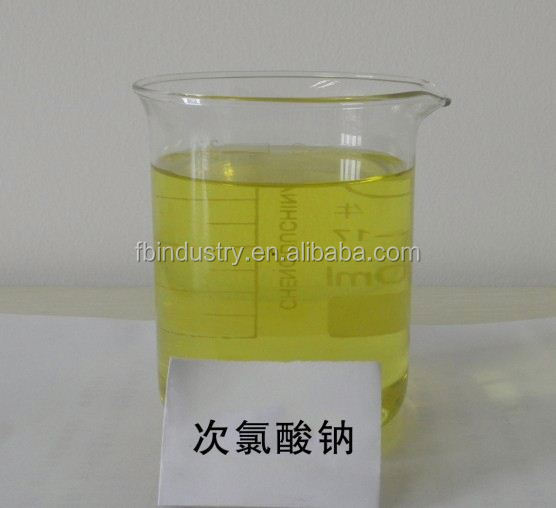sodium hypochlorite 12% price factory price high quality