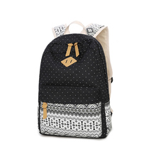 Wholesale cute canvas cartoon bear school bags kids backpack for boys girls