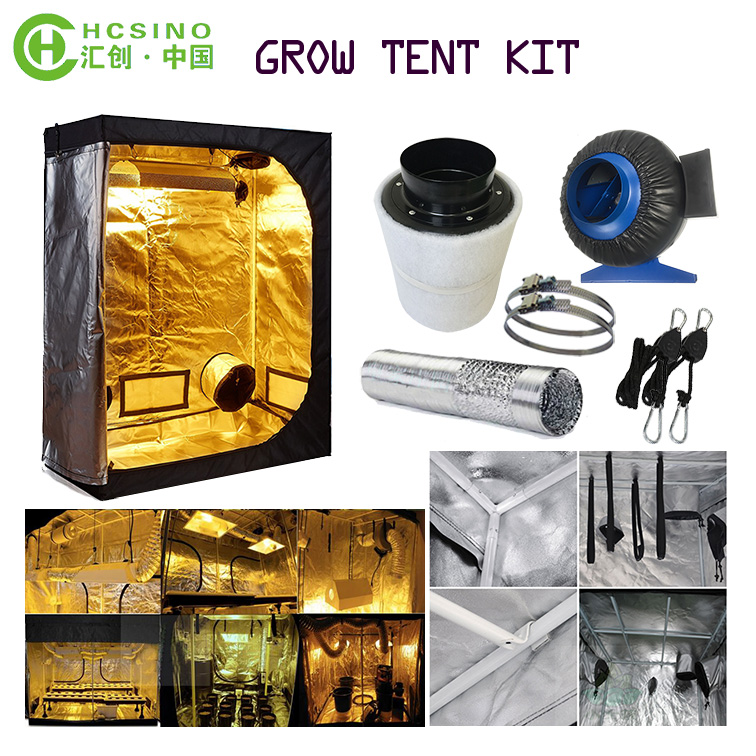 Agriculture hydroponics growing systems indoor plant grow tent kits