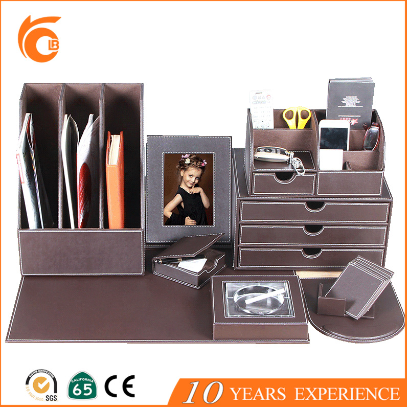 Fashion Design Stationery Set Desk Set