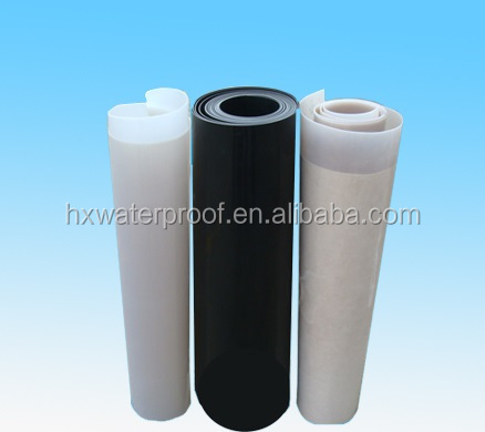China PVC waterproof membrane for roofing