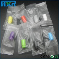 2015 Cheap ecigs 510 silicone tips disposable silicone drip tips