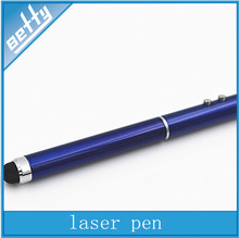 New design smooth metal long tablet stylus touch pen for wholesales