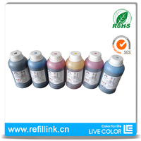 LIVE COLOR online shopping heat transfer dye sublimation ink for Epson