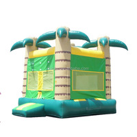 UL High quality EN14960 hot selling wet dry inflatable bouncing castles, used balloon commercial bounce houses