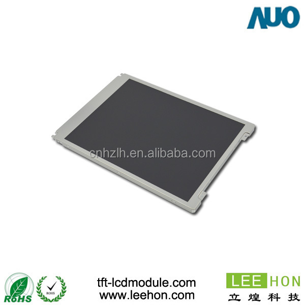 Auo industrial lcd 8.4 inch 800x600 wide view angle 80/80/80/60 G084SN05 V9