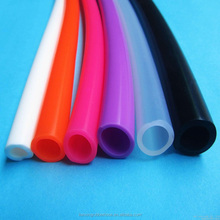 silicon rubber tubing hose/thin wall rubber tubing/silicone tube