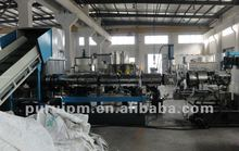 PE film granulating machinery