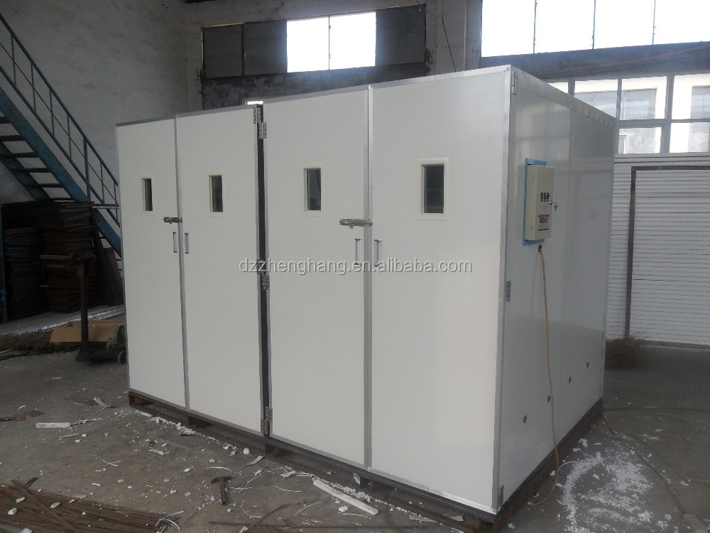 Best selling egg incubators 12672 chicken eggs incubator/ commercial poultry incubator for sale