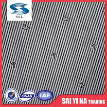 China suppliers printed dacron fabric for cloth lining use