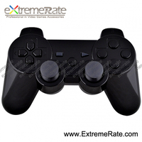 Wholesale Polished Black Controller Shell for PS3 dualshock 3