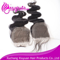 human hair weave virgin brazilian wet and wavy hair with closure