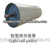 Pulley for belt conveyor,Steel drum for belt conveyor