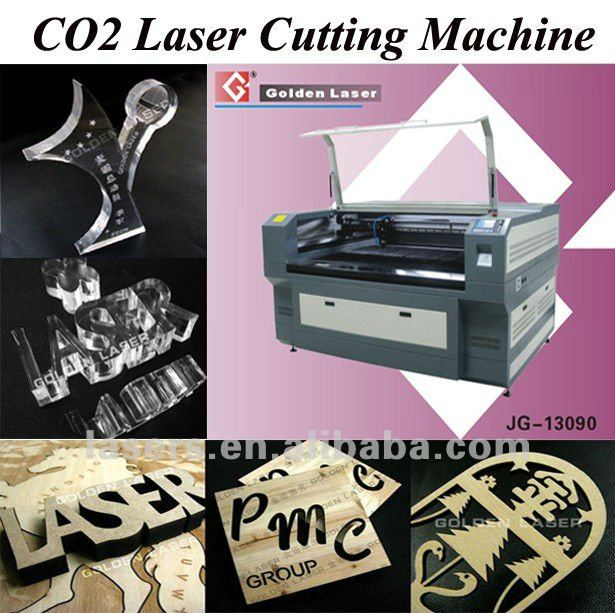 CO2 Laser Equipment Cutting Acrylic Craft and Art