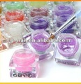 2014 HOT nail art Colored UV Gel ,10ml/15ml/1KG soak off/,150 fashion colors b