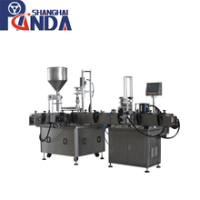 High speed multi line honey stick filling machine With CE