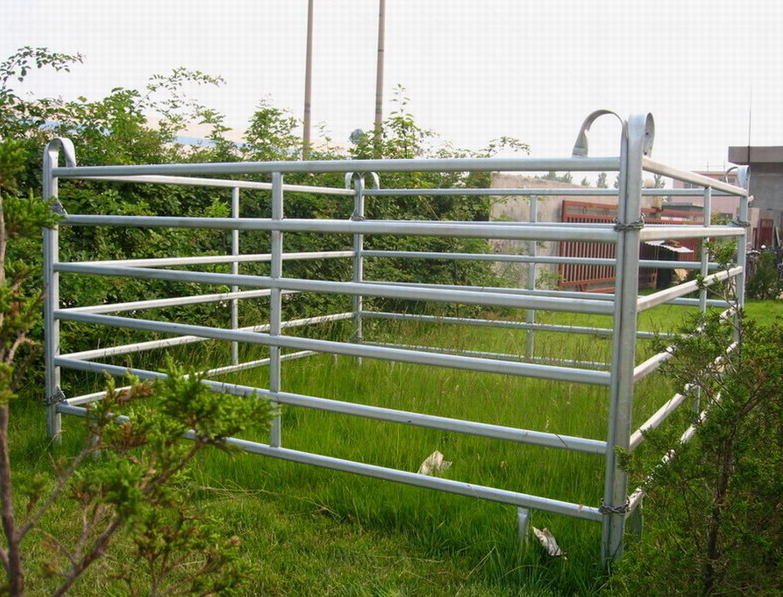 Galvanised Steel Cattle Panels heavy duty gates