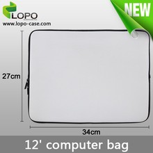 Design your own computer case sublimation blank laptop sleeve case for tablet