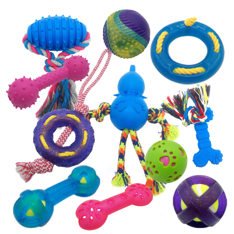 Hot sale indestructable pet dog toy for dog training