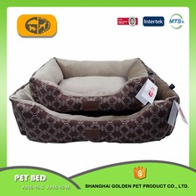 No-toxic safe Folding collapsible egg pet bed orthopedic for dog