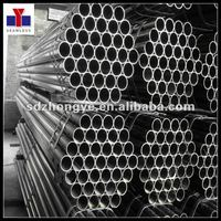 Shandong ZY st52 3 steel pipe properties