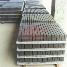 PVC Plastic Pallet for Hollow Block Machine/PVC Brick Machine Pallet with 8 Years Service Life