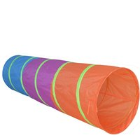 Easy fold Play tunnel tent for kids
