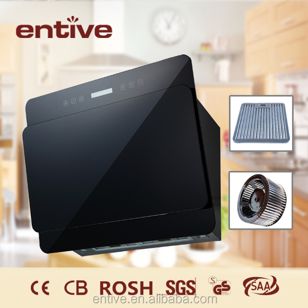 Euro style commercial heavy duty kitchen hood fan for sale
