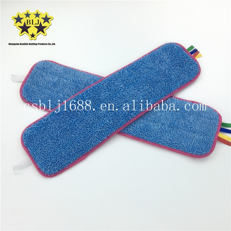 Wholesale Microfiber Magic Mop head household cleaning mop replacement Twist Pile Head