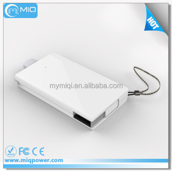 hot sale Emergency power bank 400mh with USB drive 8GB 16GB 32GB