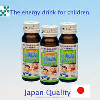 Energy drink for the children of growth season