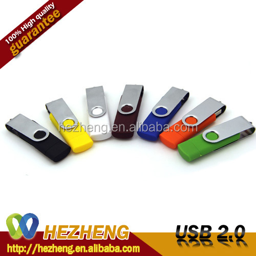 Wholesale Twister 16GB Mobile Phone OTG USB Memory Cards Thumb Drive flash memory Customized Wholesale