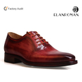 Manufacturer Oxford dress shoes for men formal leather shoes classic business shoes