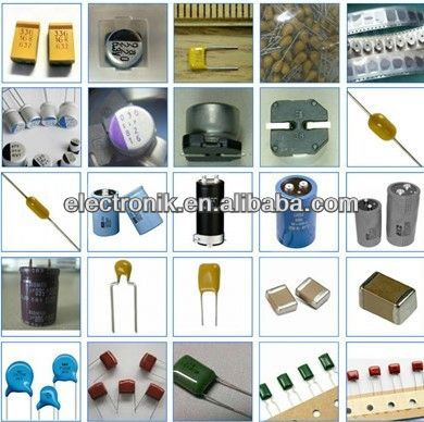 types of capacitors pictures New & original capacitor