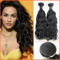 Hair factory wholesale hot selling long lasting natural wave brazilian hair