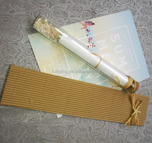 Message in a bottle-Invitation in a glass tube-Destination beach wedding invitation