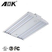 2018 UL cUL DLC Premium CE RoHS Dimmable 95W 150W 200W Linear LED High Bay, LED Linear High Bay Lighting with Occupancy Sensor