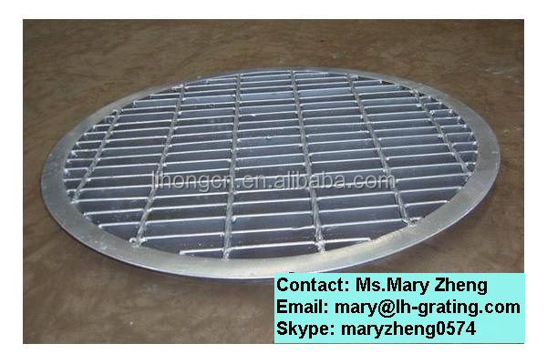 Steel grating,steel grating canal cover
