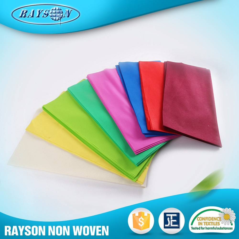 China Product Cheap Prices Nonwoven Fabric Tablecloth