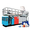 Efficient hdpe ldpe polypropylene film blowing machine manual preform-feeding blow moulding machine