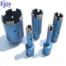 china earth auger coal mine ground tapered metal steel tungsten carbide nail drill rock bits square hole drill bit for sale