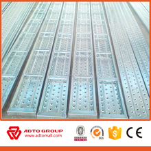 High quality factory price ringlock scaffolding metal plank used for construction