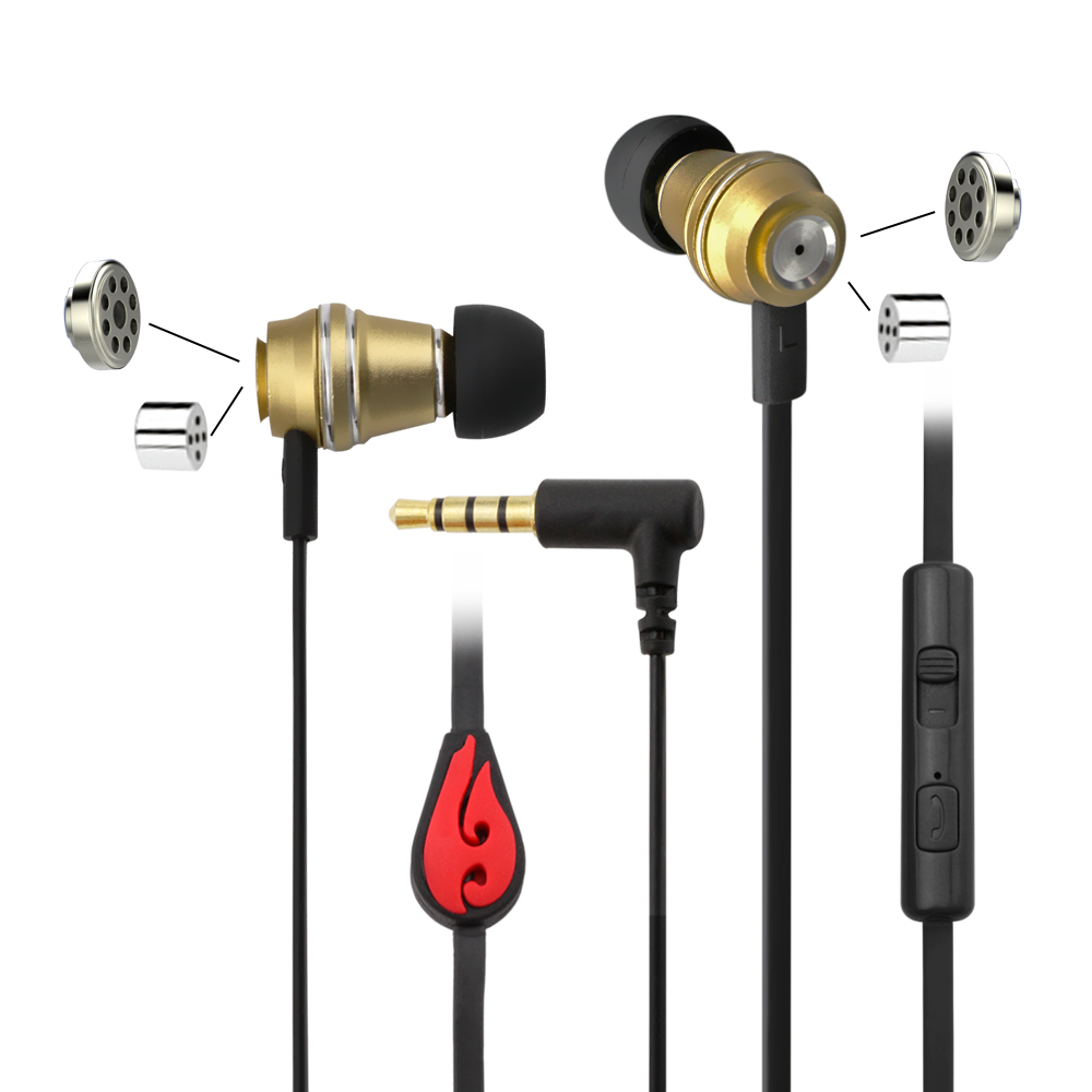 Fashion top sound vibration film earphone distributors