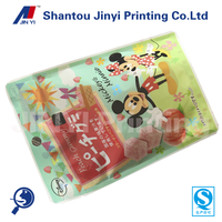 gift packaging mickey mouse custom printed cartoon candy bag gift pouch