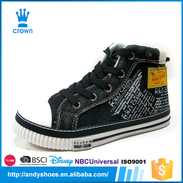 Simple fashion stretch fabric cheap injection canvas shoes cheap canvas