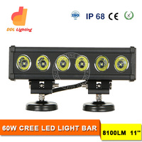 powerful heavy duty marine outdoor sports 60w led light bar wholesale led light bar