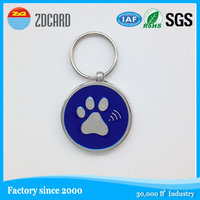 warranty factory price nfc key fob for security control
