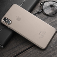 CAFELE High Quality Custom Skin feel Light Business Mobile Phone Cover for iphone x Thin PP Slim Cell phone case For Iphone 10 8