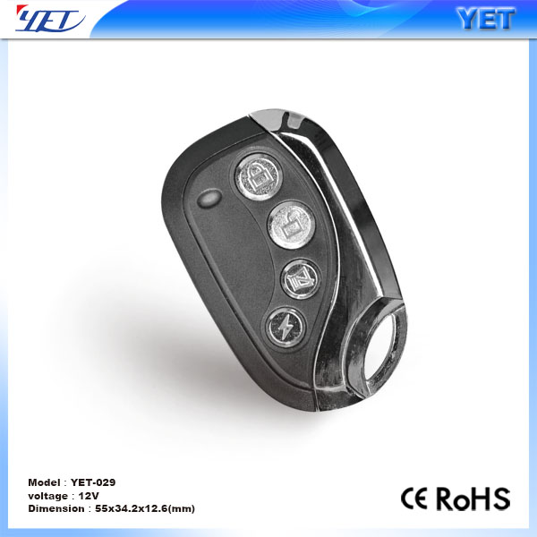 RF Auto Learning Remote <strong>Control</strong> EV1527 HS1527 YET029